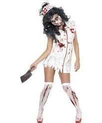 Doctor Halloween Costume Mens Bloody Dead Zombie Doctor Halloween Horror Fancy Dress