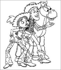 sheriff woody toy story coloring pages enjoy coloring