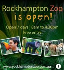 Rockhton Botanic Gardens And Zoo Rockhton Zoo Casa Nostra Motel Rockhton Qld Motel