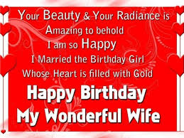 54 unique birthday wishes for wife with images 9 happy birthday