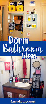 dorm bathroom decorating ideas dorm bathroom ideas hacks diy dorm bathroom decor ideas
