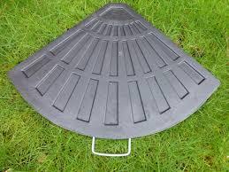 Ebay Patio Umbrellas by Cantilever Patio Umbrella Base Weights Uk Gardens Cantilever