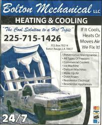 Window Repair Baton Rouge Bolton Mechanical Heating U0026 Air Conditioning Hvac Baton Rouge