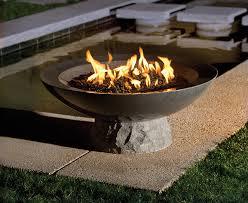 Firepit Bowl Pit Bowl Design And Ideas Pit Bowl Autour