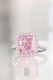 pink wedding rings best 25 pink engagement rings ideas on pink wedding pink