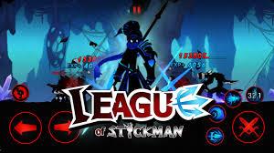 league of stickman warriors v 4 0 0 apk hack mod apk pro