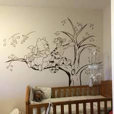 Winnie The Pooh Wall Decals For Nursery Winnie Pooh Wall Decals Nursery Everythingelizabeth Me