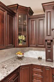 kitchen with brown cabinets brown and white kitchen millstone new jersey by design