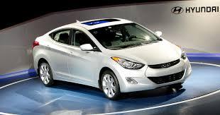 2013 hyundai elantra problems hyundai recalls elantra to fix brake lights that stay on