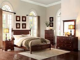 Traditional Cherry Bedroom Furniture - homelegance cinderella bedroom collection ecru b1386