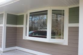 Home Windows Design Images Exterior Design Interesting Lp Smartside Siding With Bay Windows