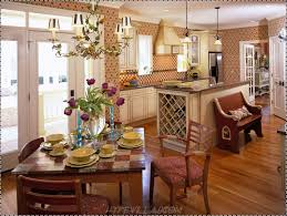 beautiful small traditional dining kitchen dream home interior