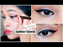 liquid eyeliner tutorial asian how to winged eyeliner tutorial for beginners eyeliner for hooded