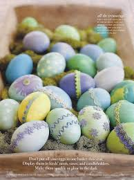 styrofoam easter eggs craftionary