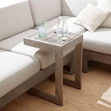 pretty sofa side table slide under u2014 bitdigest design serving