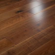 14 x 150mm lacquered walnut engineered wood flooring crown