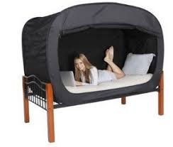 privacy pop bed tent a thrifty mom recipes crafts diy and more