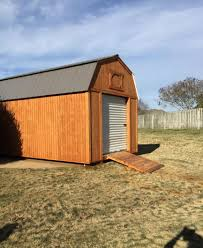 Portable Garages Lofted Garages H And S Portable Buildings