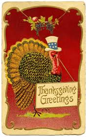 happy thanksgiving clipart