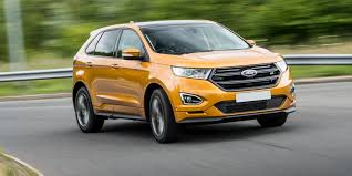 suv ford ford edge review carwow