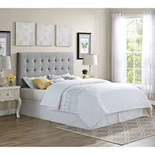 Better Homes Headboard by Better Homes And Gardens Full Queen Headboard Dove Grey Walmart Com