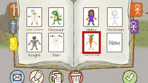 draw a stickman sketchbook android apps on google play