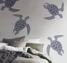 ocean stencils olive leaf stencils