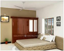 kerala india simple simple bedroom interior design in kerala style
