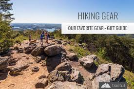 backpacking gift ideas trailful