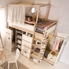 Double Deck Bed Httpfashionretailnews Comiodyssey Space Saver Loft Bunk Bed With