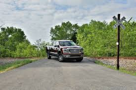 nissan titan xd review 2016 nissan titan xd gas v8 review autoguide com news