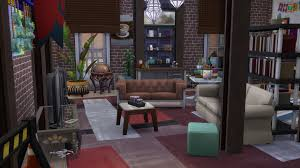 The Big Bang Theory Apartment Post Your Prebuild Restaurants Sims Community Social