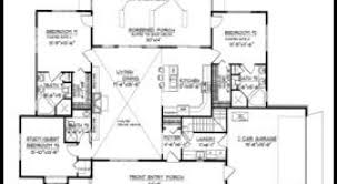 Open Floor Plan Country Homes Country Homes Designs Floor Plans Home Design Ideas