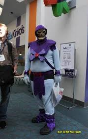 Skeletor Halloween Costume Skeletor Costume Heading Weight Watchers Costume Fail