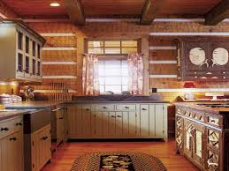 Log Cabin Kitchen Cabinets by 118 Best My Style Kitchen Images On Pinterest Dream Kitchens