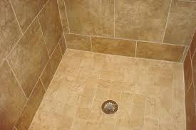 Bathroom Shower Floors Bathroom Shower Floor Tile Cfresearch Co
