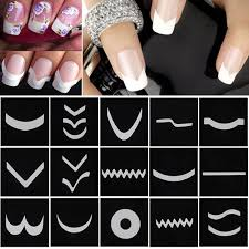 popular nice french nails buy cheap nice french nails lots from