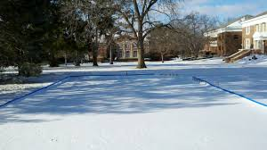 backyard ice rink athletic surfacilities
