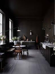 Best  Black Kitchens Ideas Only On Pinterest Dark Kitchens - Modern interior design ideas for kitchen