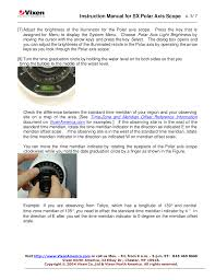 pdf manual for meade telescope lxd75