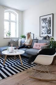 Ikea Livingroom by Uppáhaldshlutir Hafdísar T R E N D N E T Svart á Hvítu