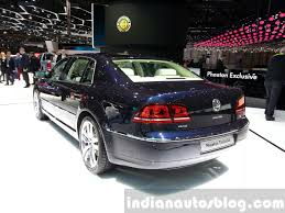 volkswagen phaeton interior next generation vw phaeton will have a full electric version