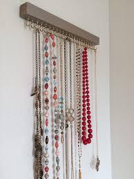 bracelet necklace organizer images Necklace hanger diy 25 best diy necklace holder ideas jpg