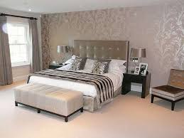 sweet bedroom paint and wallpaper ideas modern wallpaper one wall