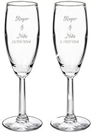 personalized glasses wedding 2pk personalized wedding chagne flutes custom