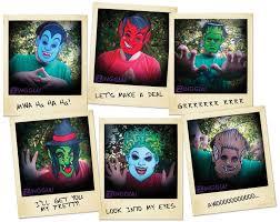 Halloween Monster Masks by Zinggia Printable Halloween Masks Mwa Ha Ha Ha Paper Monster