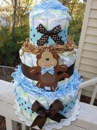 Baby Blue And Brown Baby Shower Decorations 530 Best Baby Shower Party Power Images On Pinterest Baby Shower
