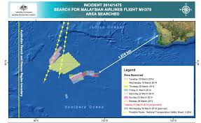 Indian Ocean Map Southern Indian Ocean World Airline News