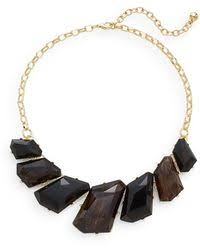 cara couture lyst shop women s cara couture necklaces from 48