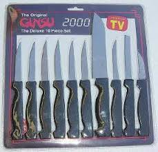 Ginsu Kitchen Knives Ginsu Kitchen Knives 100 Images Ginsu Kitchen The Home Depot